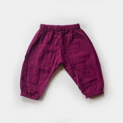 Essential Lounge Pants in Wildberry