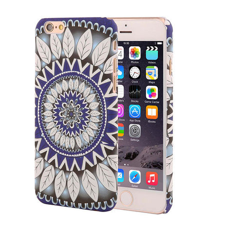 Mandala Case for Iphone 6 / 6s / Plus - Concrete N Jungle