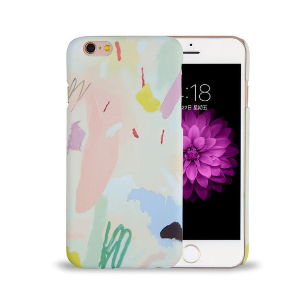 Ultra Thin Doodle Cases For iPhone models - Concrete N Jungle
