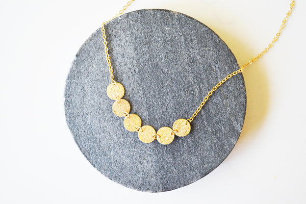 Stardust Circles Necklace