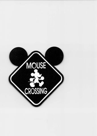 Mouse Crossing