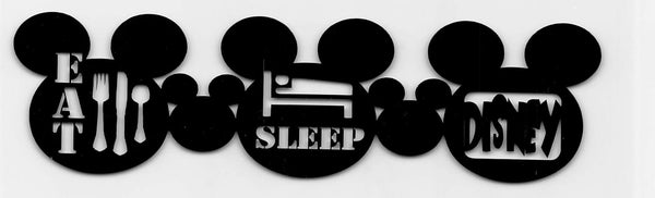 Eat Sleep Disney