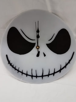 Jack Skellington Acrylic Wall Clock