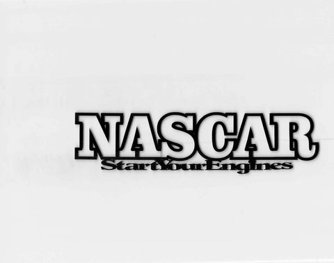 NASCAR - Start Your Engines