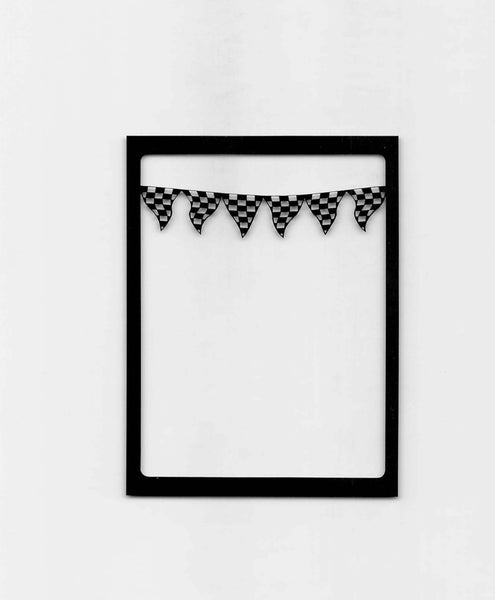 Racing Flags Frame