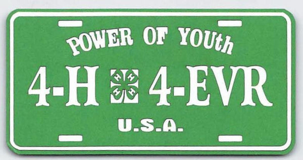 4-H Power of Youth License