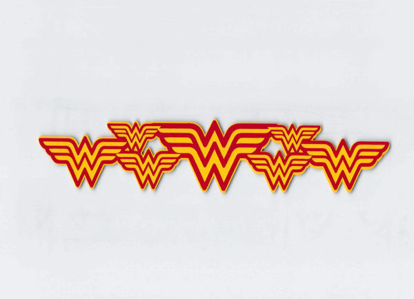 Wonder Woman Strip