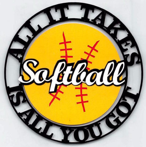 SoftBall - All It Takes Is All You Got