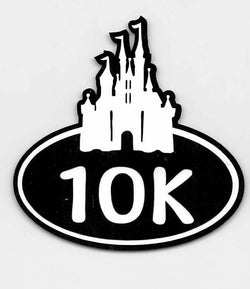Run Disney Castle 10K