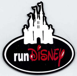 Run Disney Castle