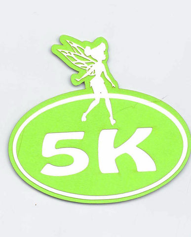 Tinkerbell Disney Run 5K