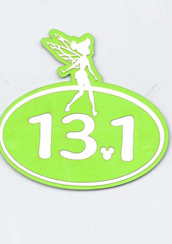 Tinkerbell Disney Run 13.1K