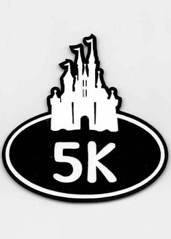 Disney Run Castle 5K