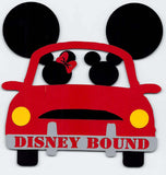 Disney Bound Car