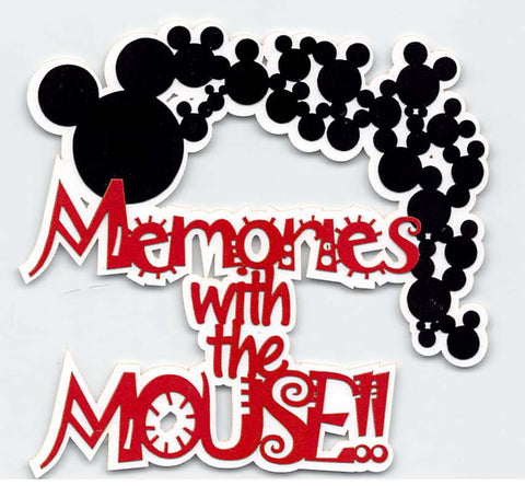 Memories With The Mouse