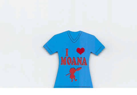 I Love Moana T-Shirt