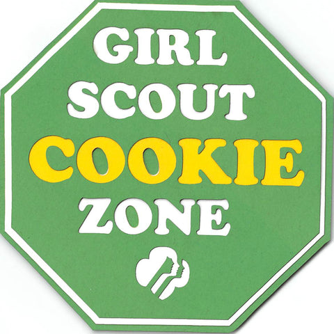 Girl Scout Cookie Zone