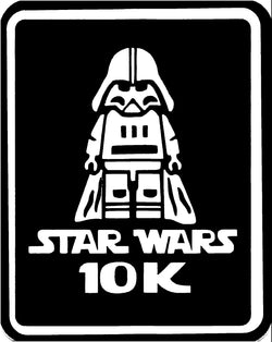Star Wars 10K Disney Run