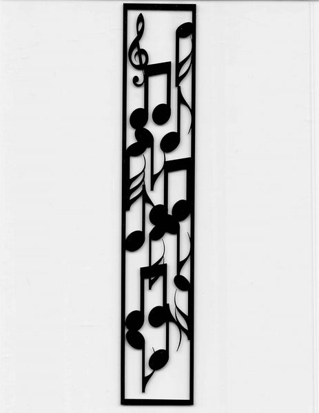 Music Note Strip
