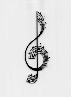Clef Music Note