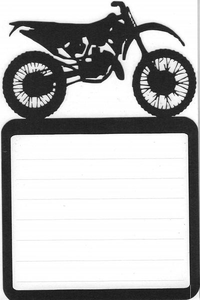 Dirt Bike Journaling