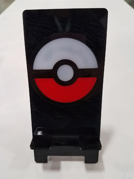 Pokeball Phone Stand