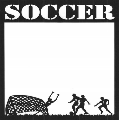 Soccer Open Page