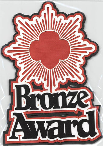 Bronze Award Girl Scouts