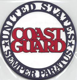 Coast Guard Semper Paratus Circle