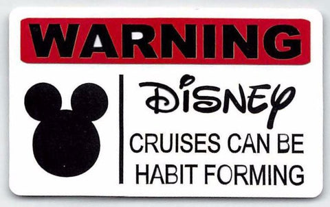 Disney Cruises Can Be Habit Forming