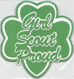 Girl Scout Proud