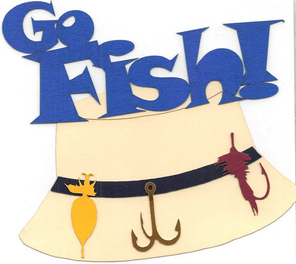 Go Fish Hat
