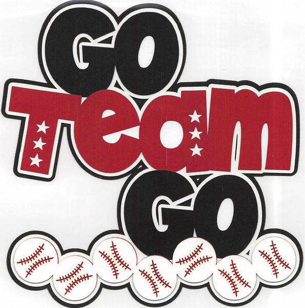 Go Team Go Baseball