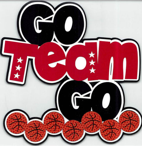 Go Team Go Basketball