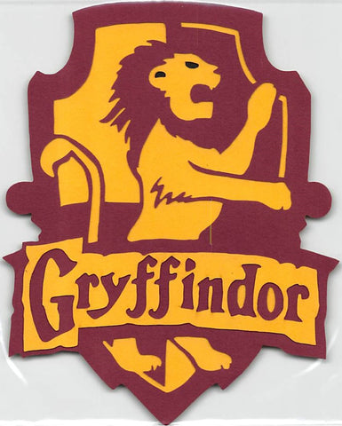 Gryffindor Crest Harry Potter