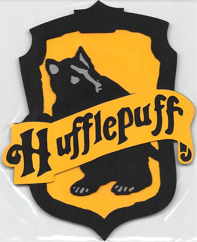 Hufflepuff Crest Harry Potter