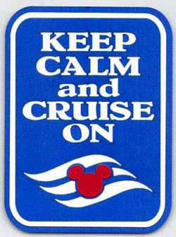 keep calm and cruise on unfinished
