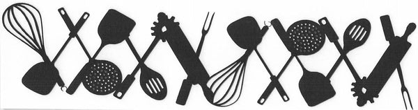Kitchen Utensils Strip