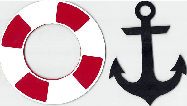Life Buoy & Anchor