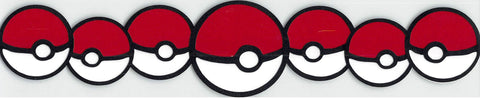 Pokeball Strip
