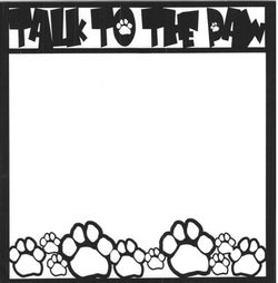 Talk To The Paw Page