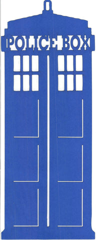 Tardis Police Box/Dr. Who