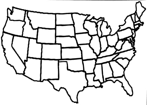United States Outline