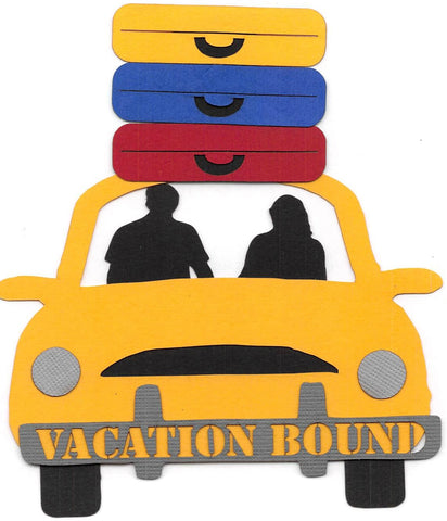 Vacation Bound Car
