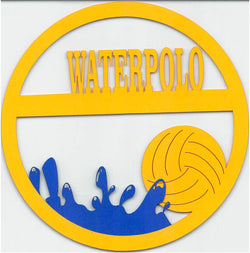 Waterpolo Circle $2.75 Page