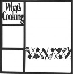 What's Cooking Page