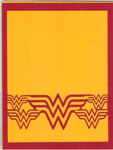Wonder Woman Frame