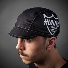 Hunter Bros Black Logo cap