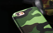Slim Army Camouflage Case