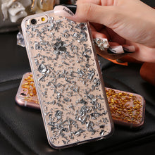 Luxury Gold Glitter Bling Soft Case